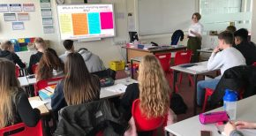 Photo-3-Ms.-Smith-running-a-creative-writing-workshop